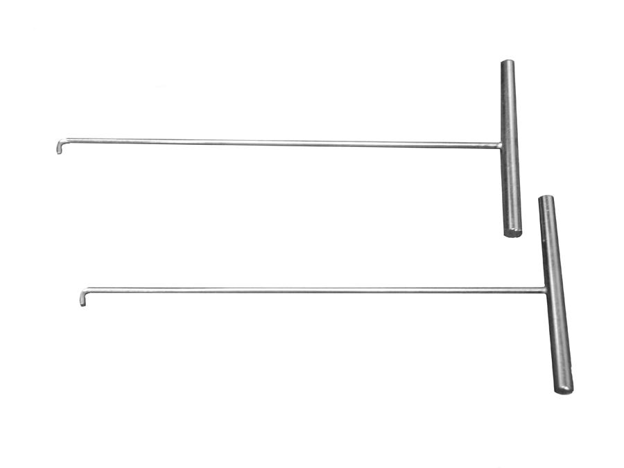 140-0233 INSTRUMENT CLUSTER PULLER HOOKS (2 PIECES)