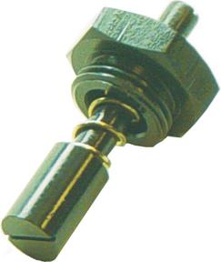 INJECTION PUMP LOCK PIN - LATE MODEL 601-0521