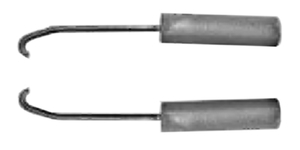 641030 AIR GRILL HOOKS