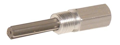 901-0053 GLOW PLUG PORT REAMER - 12MM