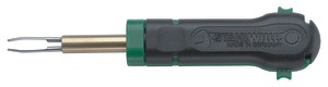 ST1591N CABLE EXTRACTOR (2 PIN DBGM) - 2.8, 5.8mm