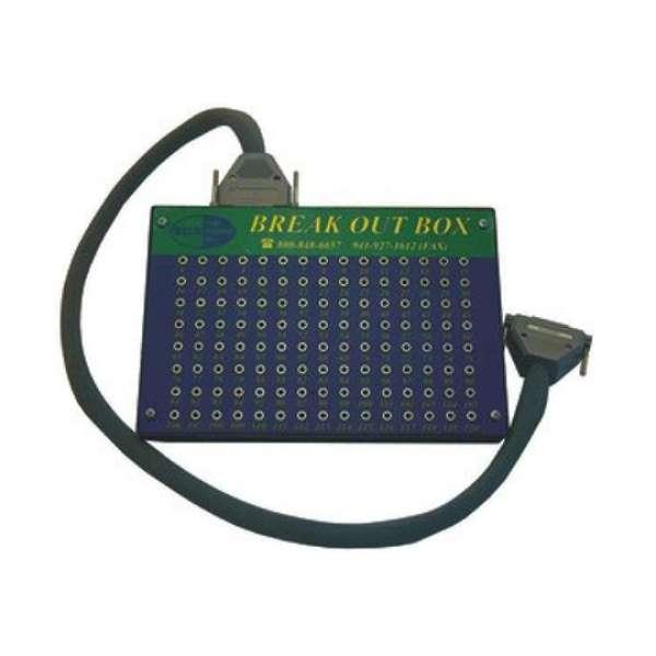 A0202 BREAK-OUT BOX - 120-PIN W/CASE