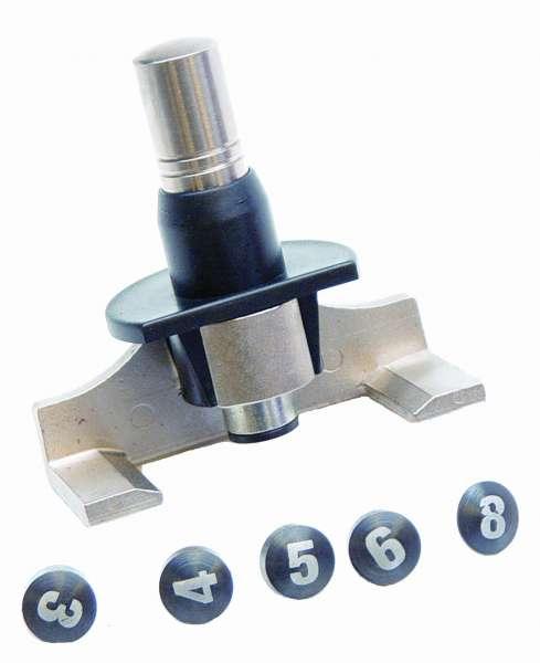 AS4395A Belt Tension Gauge