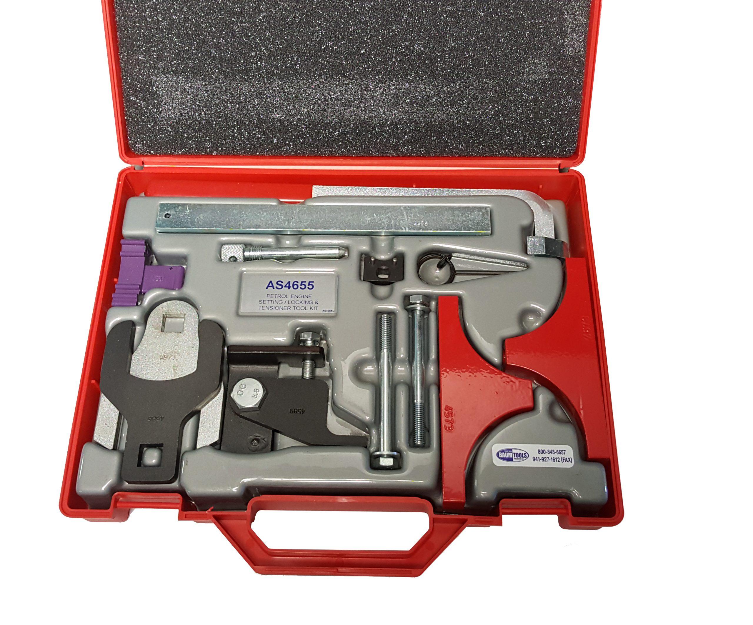 AS4655 GM/Daweoo Ford/Mercury Timing Kit