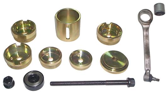 B220-0643 LOWER CONTROL ARM BUSHING R&R KIT