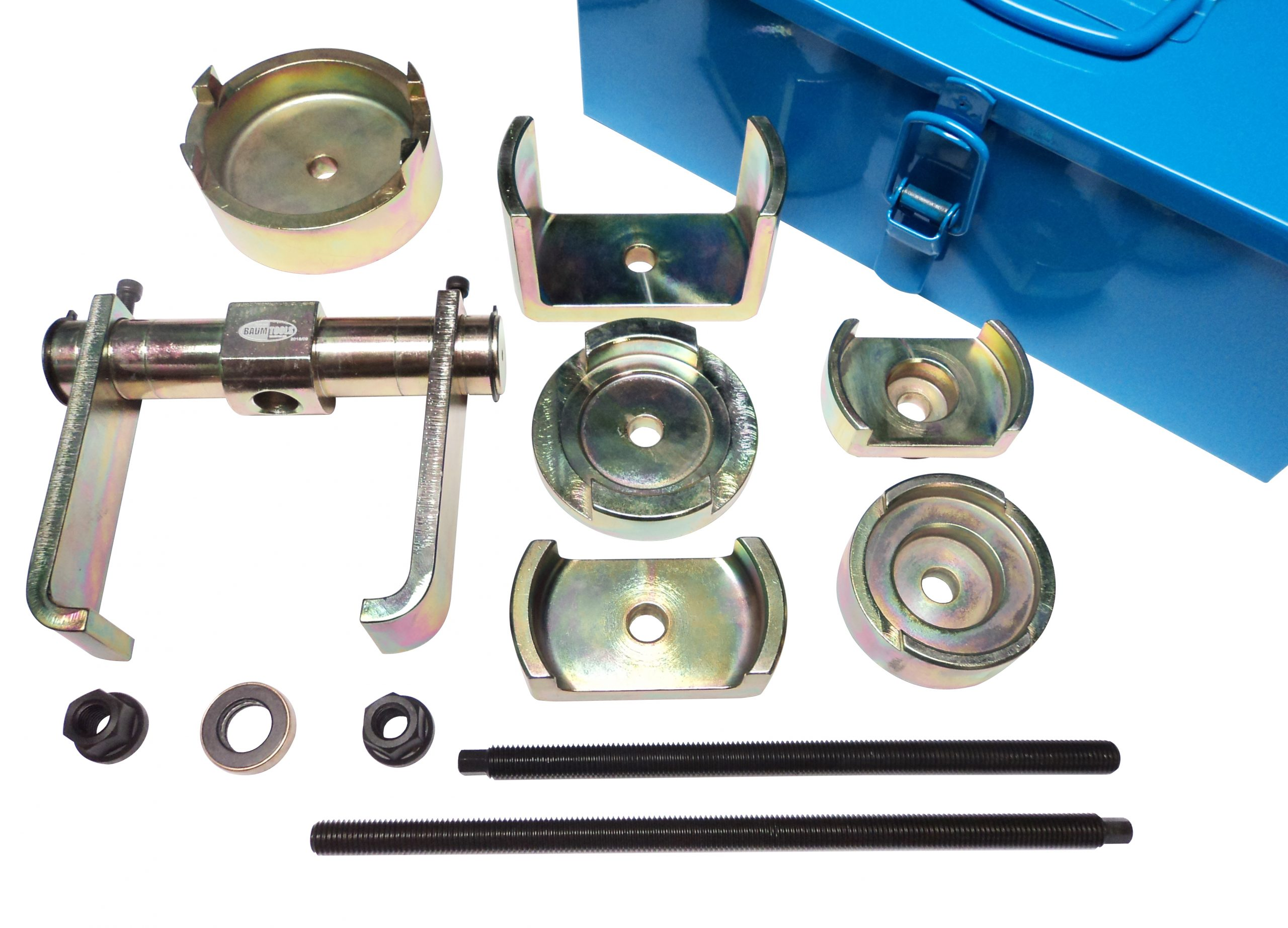 B204-0043 204 Rear Subframe Bushing R&I Tool Kit