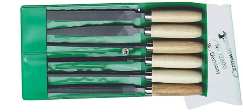 ST12800 6 Piece Mini File Set