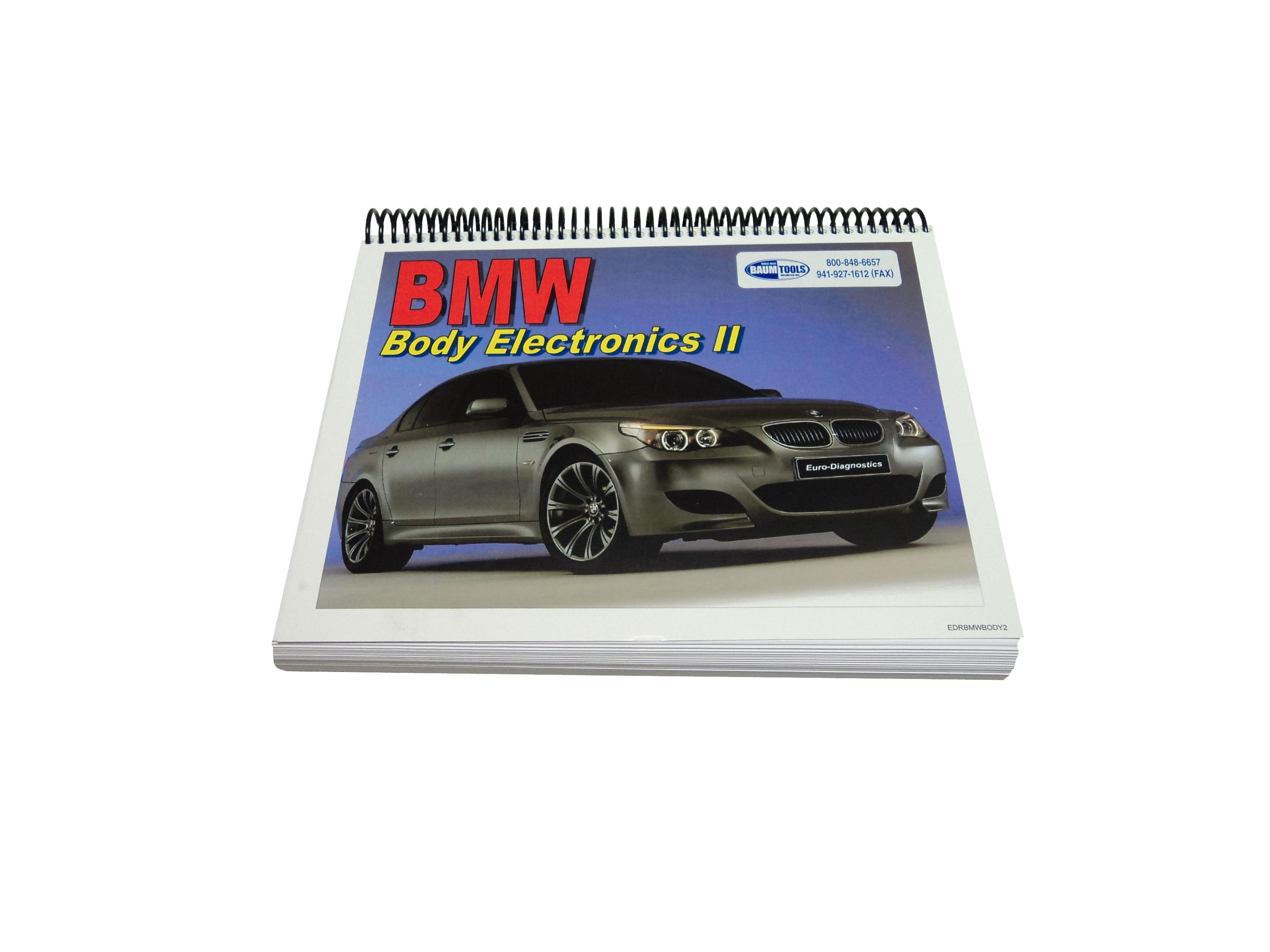 BMW Body Electronics, Volume Two