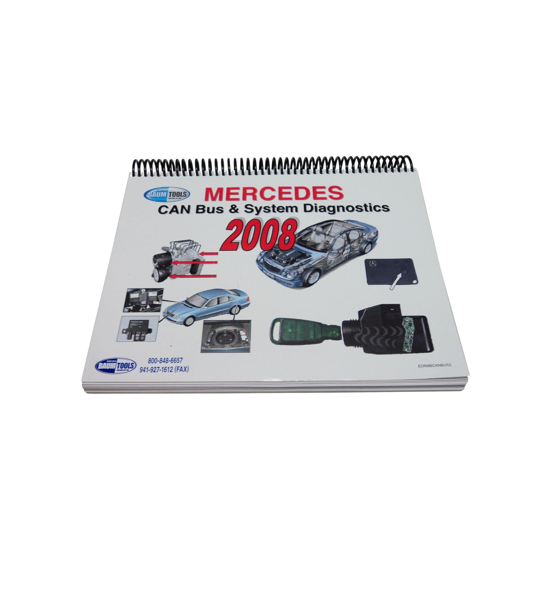 Mercedes CAN Bus & System Diagnostics Volume Two