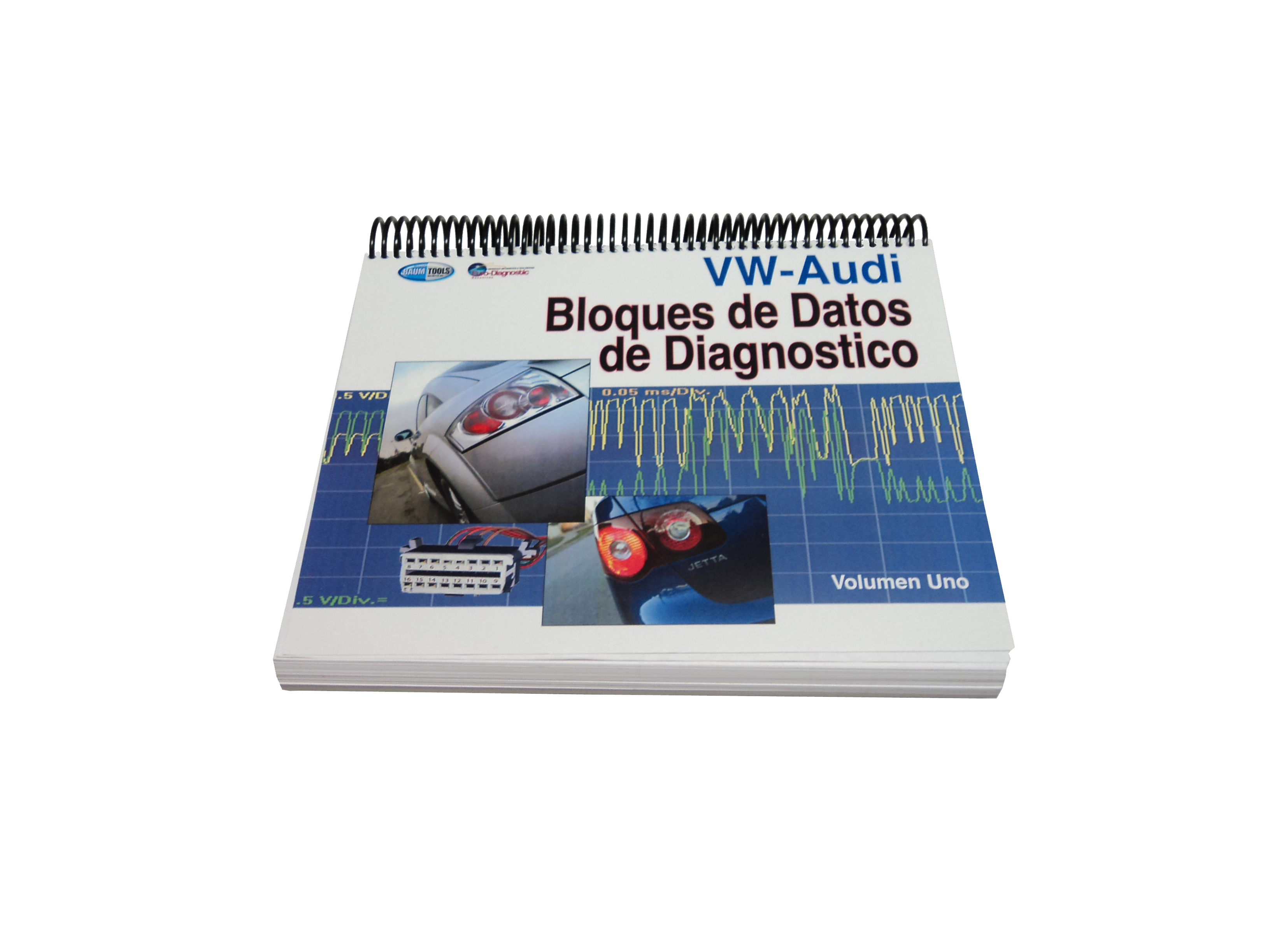 VW-Audi Bloques de Datos de Diagnostico, Volumen Uno