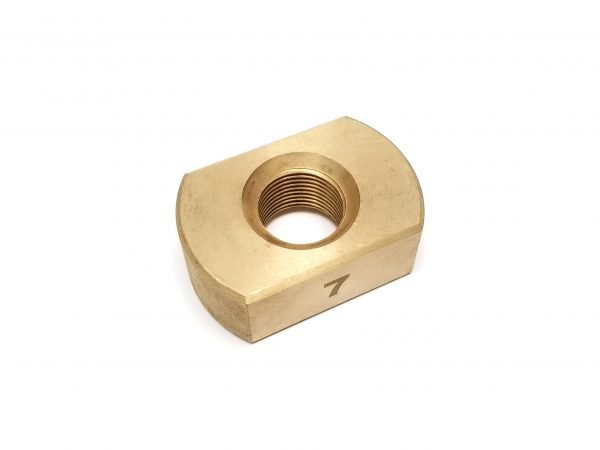 B332110/7 SMALL FORCE NUT #7