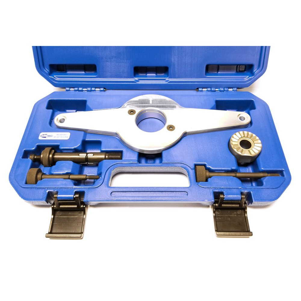 T10531 Vibration Damper Assembly Tool. 1.8T, 2.0T