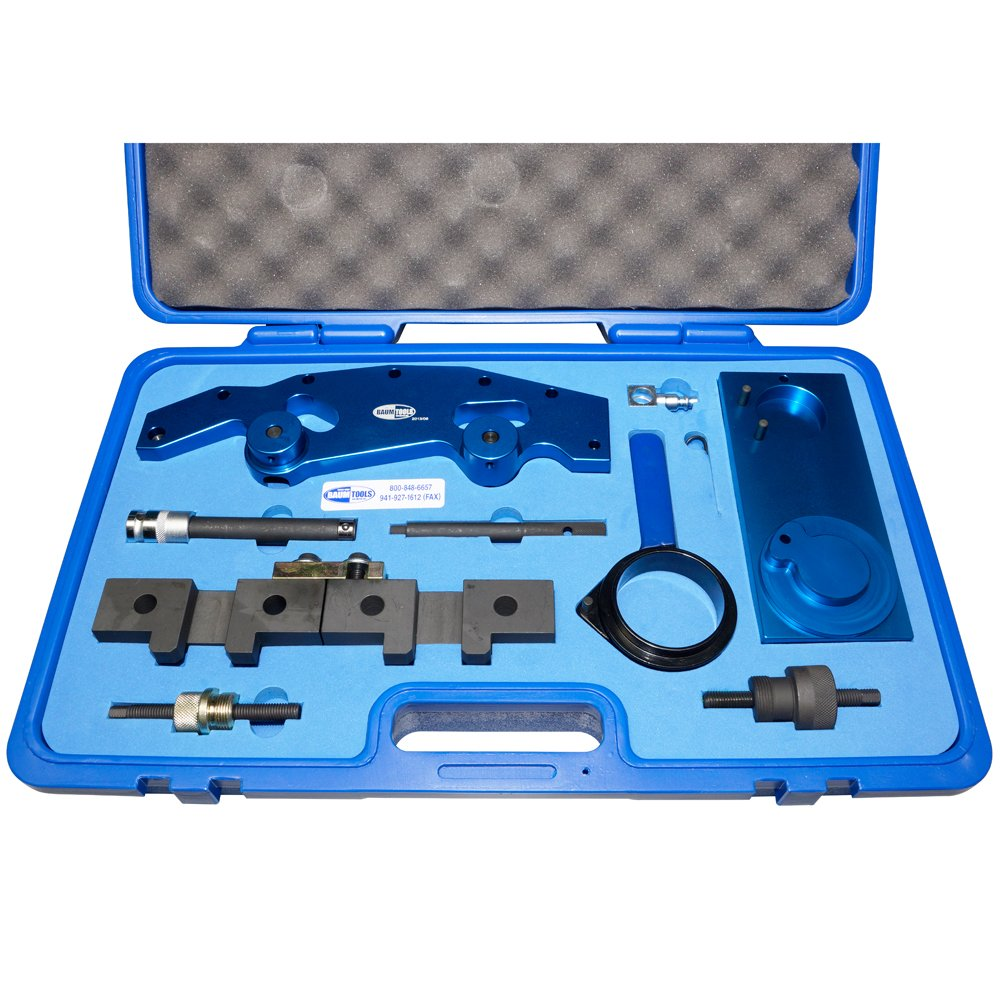 B113240VK 6 CYLINDER SINGLE AND DOUBLE VANOS CAMSHIFT TIMING KIT